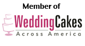 Wedding Cakes Across America Banner